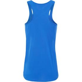 The North Face 24/7 - Camiseta sin mangas running Mujer - azul